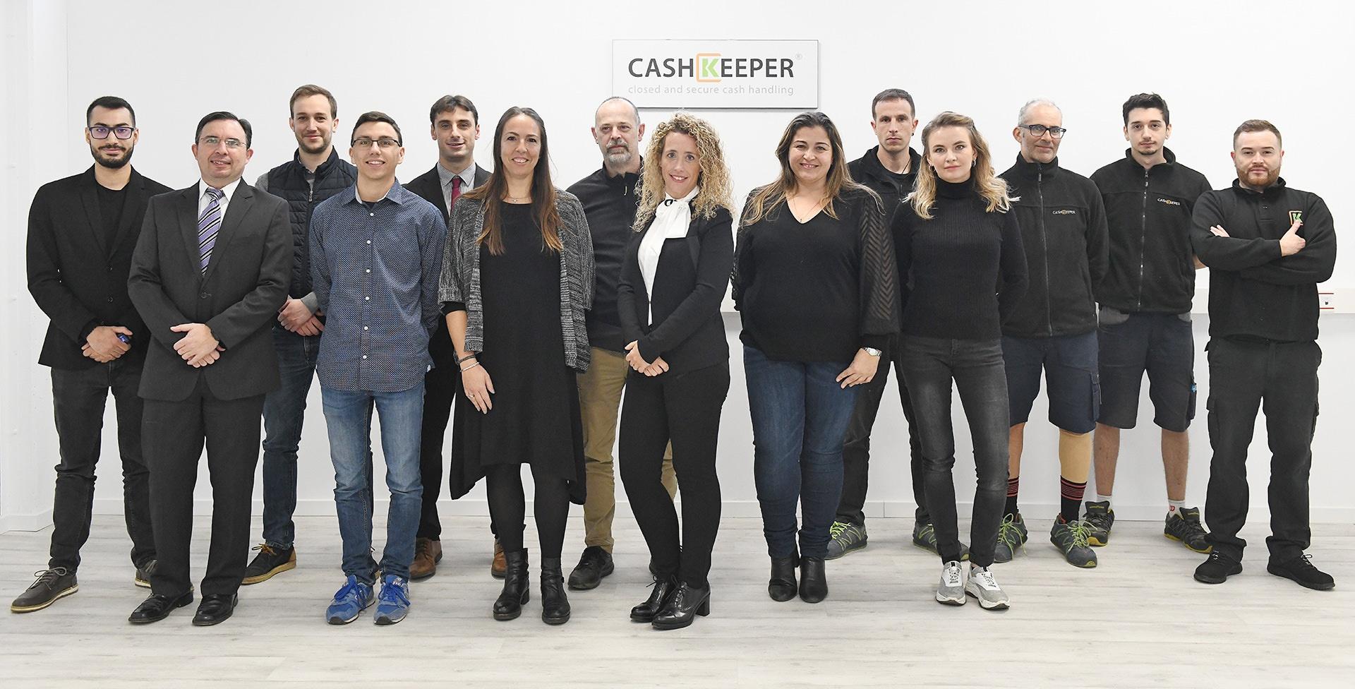 cashkeeper equipo